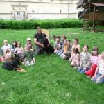 Dětský den 2011 - Laškov